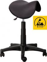 Антистатический стул-седло СПВ-260